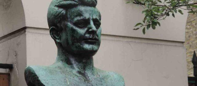 London's Tribute to John F. Kennedy